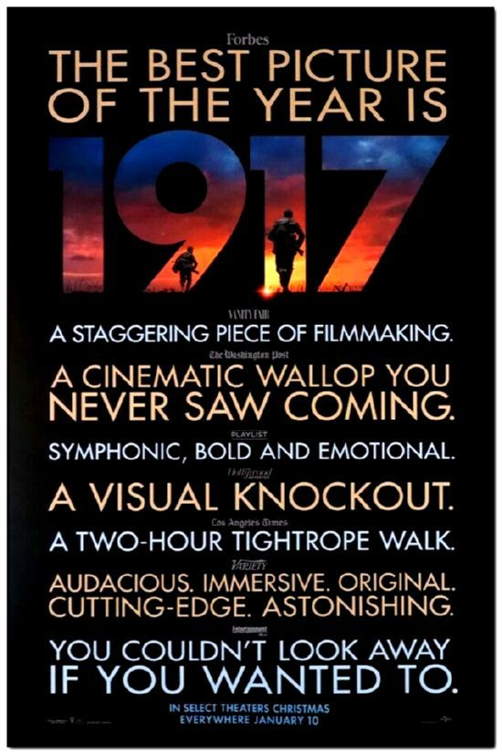 1917 - Reviews Style