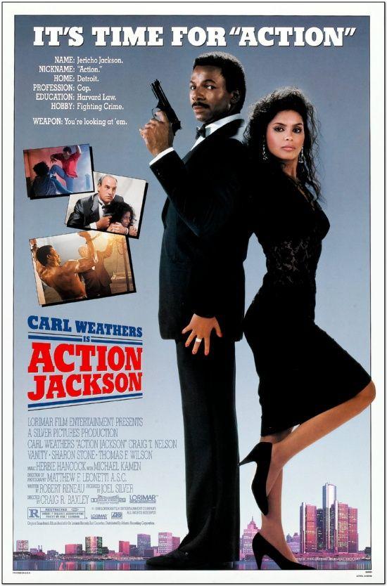 Action Jackson - 1988