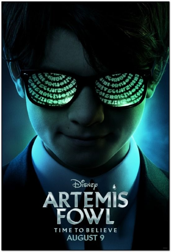 Artemis Fowl - Advance