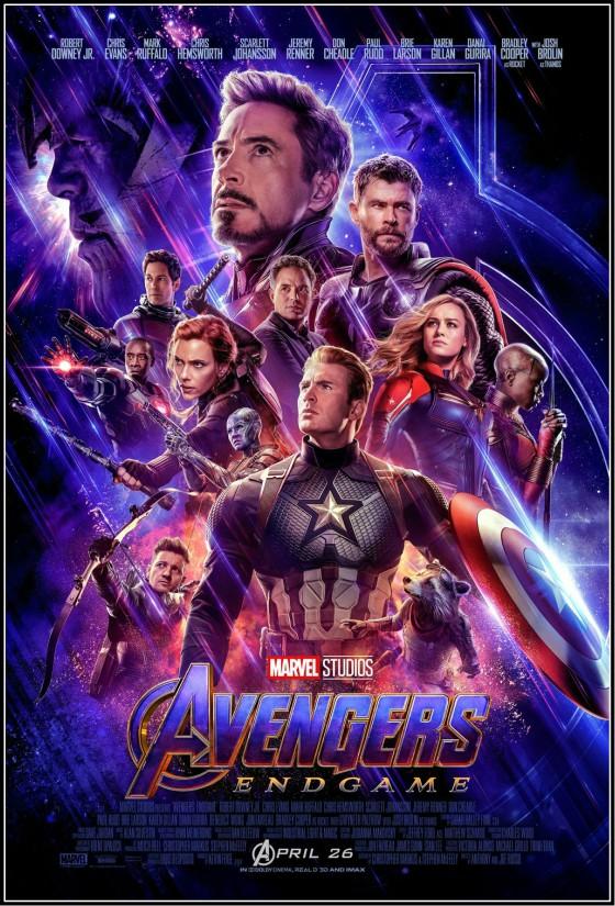 Avengers 4: Endgame - 2019 - Final Style
