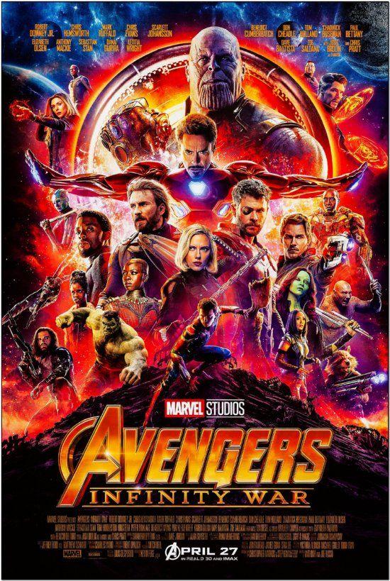 Avengers 3: Infinity War - 2018 - Final Style