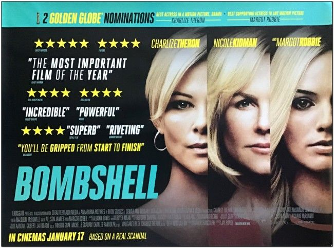 Bombshell - British Quad - Reviews Style
