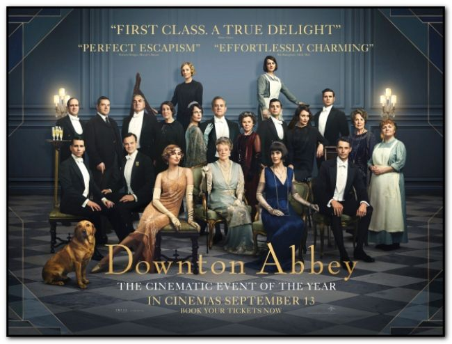 Downton Abbey - British Quad - Advance Style