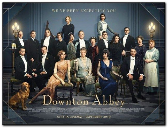 Downton Abbey - British Quad - Regular Style