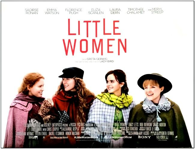 Little Women - 2019 - British Quad