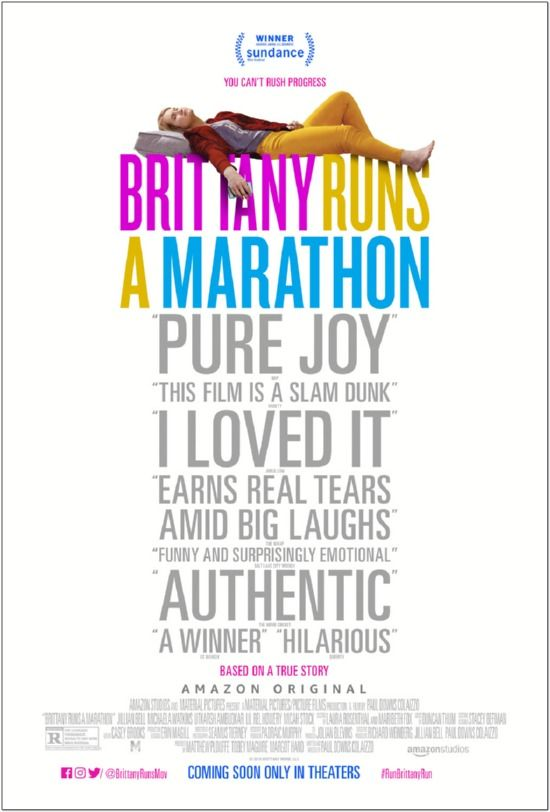 Brittany Runs A Marathon - Reviews Style