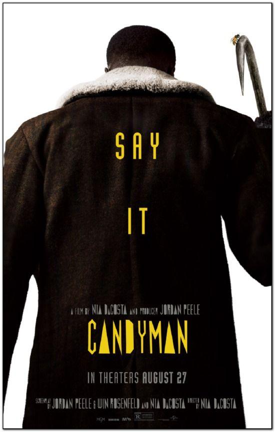 Candyman - 2021 - Advance Style B