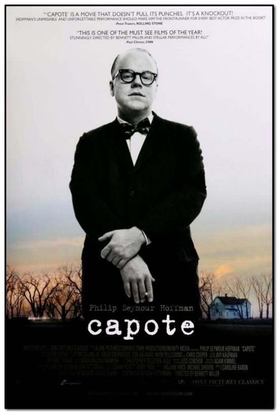 Capote - 2005 - Reviews Style
