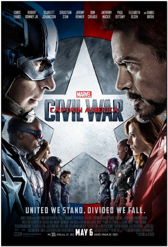 Captain America - Civil War - Final Style