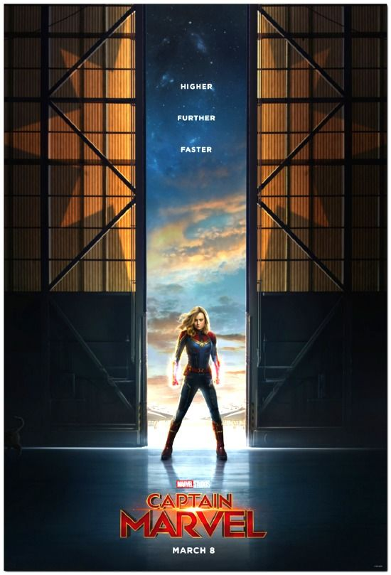 Captain Marvel - Advance
