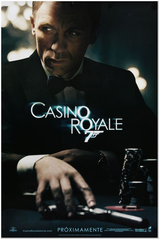 Casino Royale - 2006 - Advance - Spanish