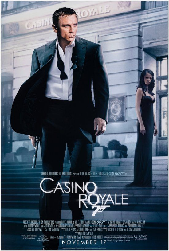 Casino Royale - 2006 - US Final Style