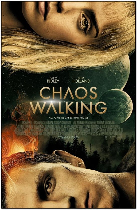 Chaos Walking - Regular Style  - 2021