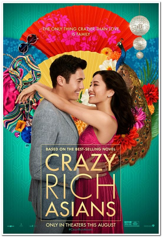 Crazy Rich Asians - 2018 - Advance Style