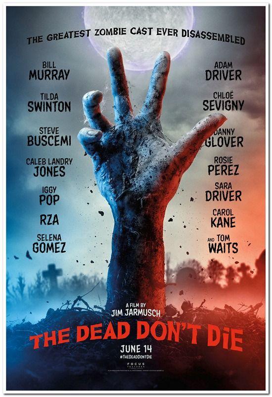 Dead Don't Die - Advance A