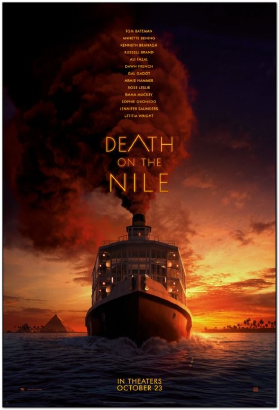 Death On The Nile - 2021 - Advance A