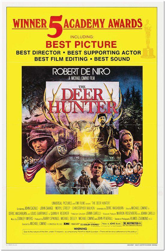 Deer Hunter - AA Style - Yellow