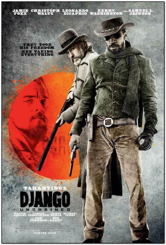 Django Unchained - International Style