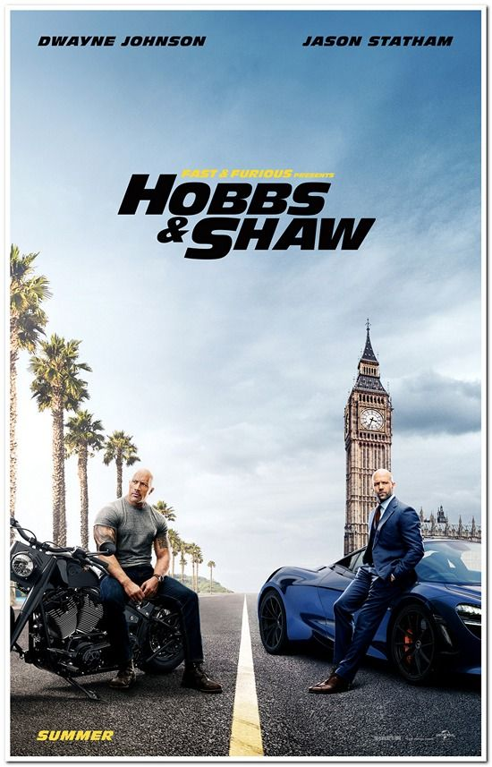Fast And The Furious 9: Hobbs & Shaw - Advance A