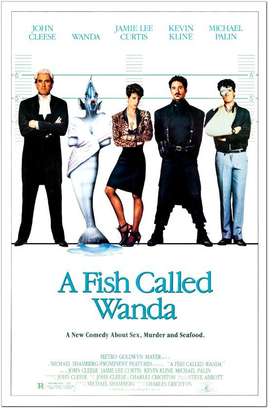 Fish Called Wanda - Lineup Style