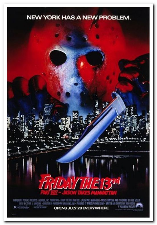 Friday the 13th Part 8: Jason Takes Manhattan - Regular Style