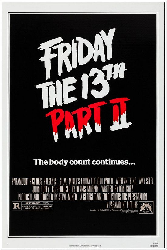 Friday the 13th Part 2  - Final Style