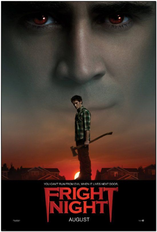 Fright Night - 2011 - Advance Style
