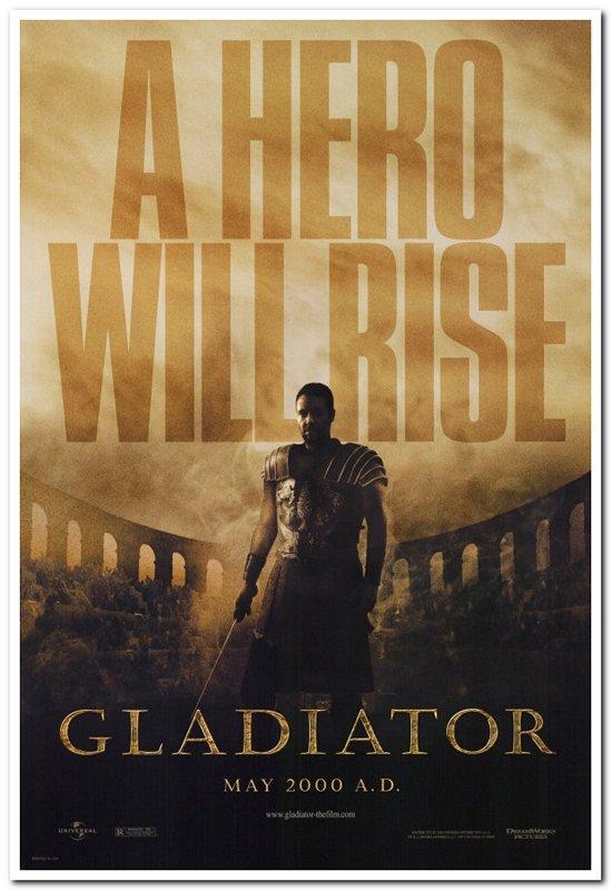 Gladiator - 2000 - Advance Style