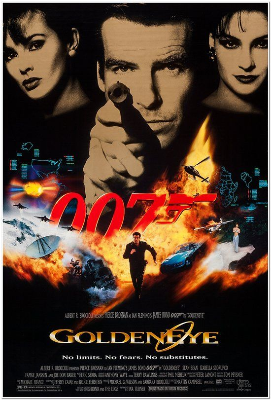 Goldeneye - Regular