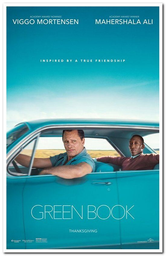 Green Book - Advance