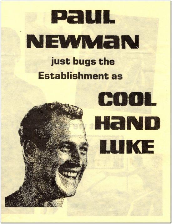 Cool Hand Luke - Herald