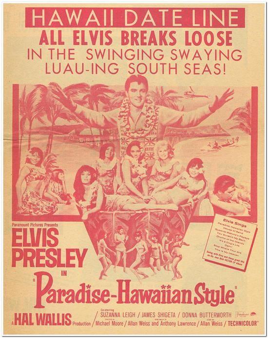Paradise Hawaiian Style - Herald