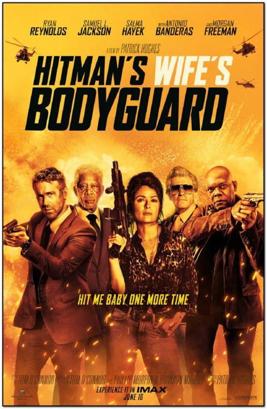 Hitman's Wife's Bodyguard - Advance A - 2021