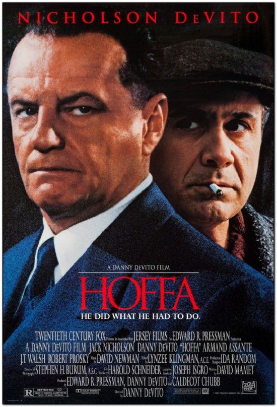 Hoffa - 1992 - Regular Style
