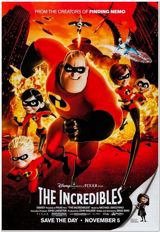 Incredibles - Regular