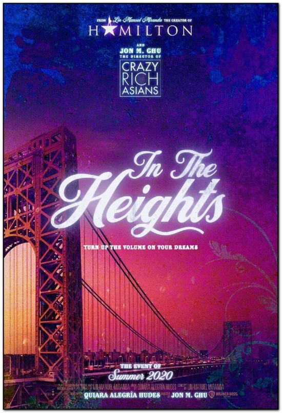 In The Heights - 2021 - Advance Style A