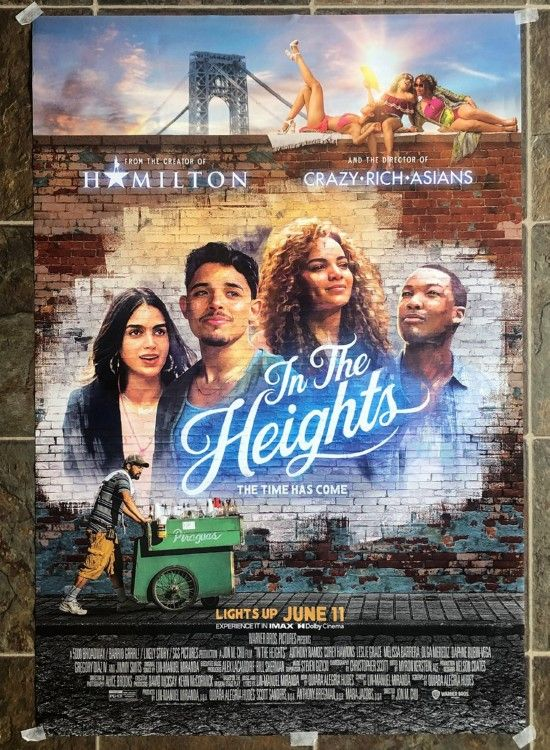 In The Heights - 2021 - Final Style