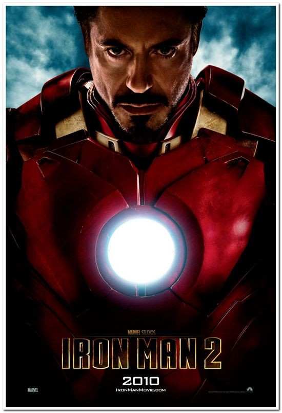 Iron Man 2 - Advance - Robert Downey Jr. Style