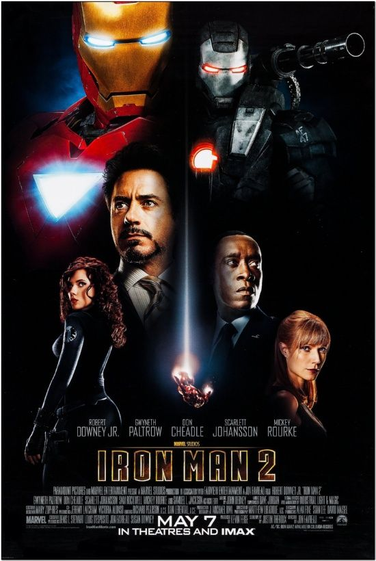 Iron Man 2 - Final Style