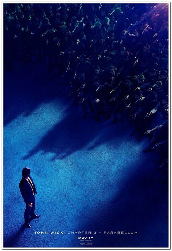 John Wick 3: Parabellum - Advance A