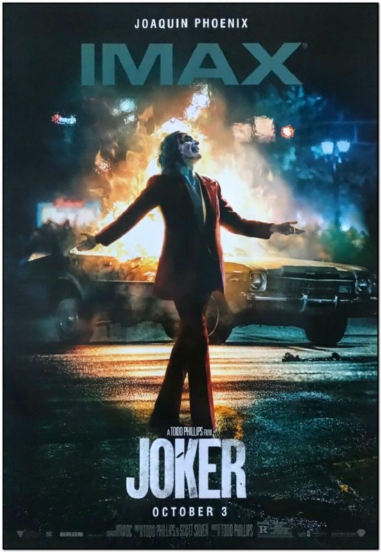 Joker - 2019 - Imax Style