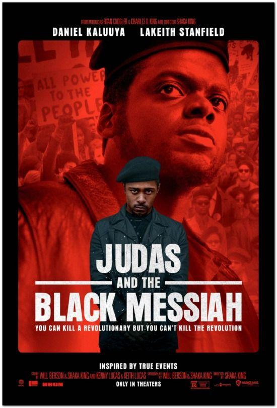 Judas And The Black Messiah - 2021 - Advance