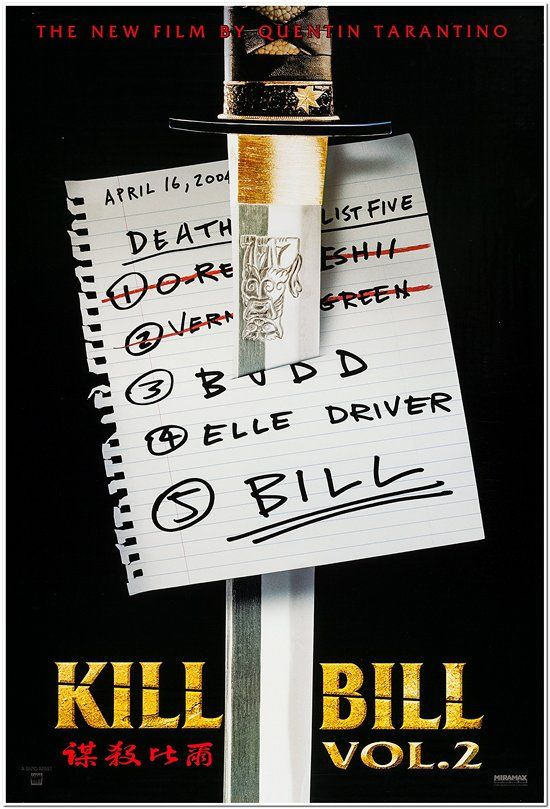 Kill Bill Vol. 2 - Advance
