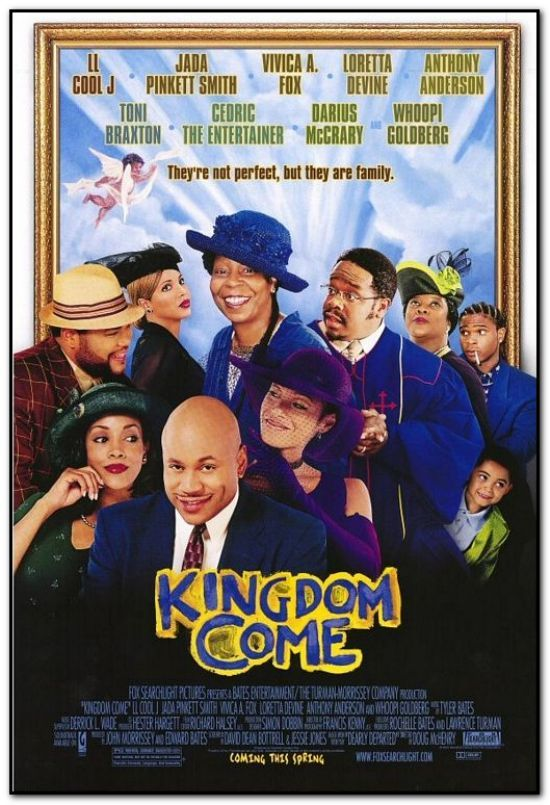Kingdom Come - 2001