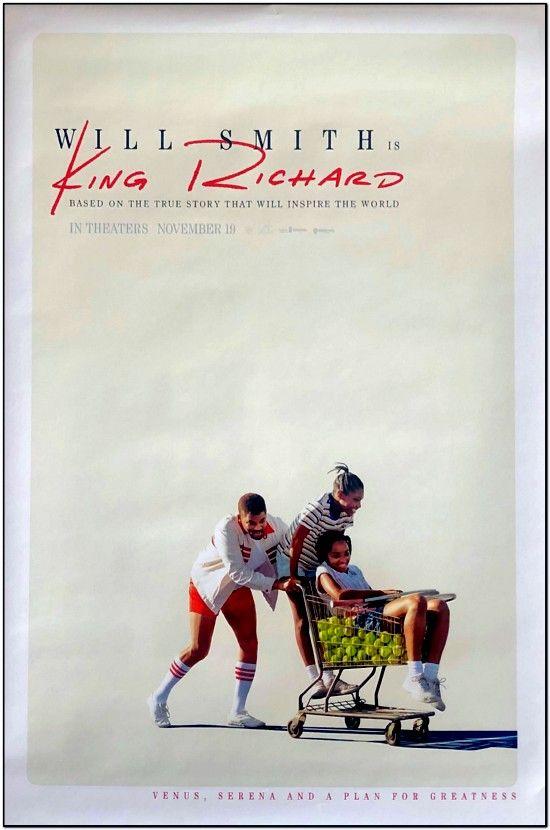 King Richard - 2021 - Advance Style