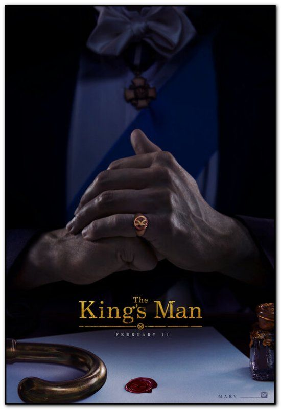 Kingsman 3: The King's Man - Advance A