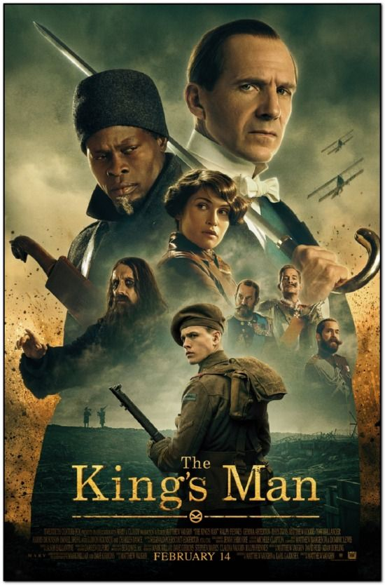 Kingsman 3: The King's Man - Final Style