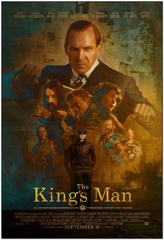 Kingsman 3: The King's Man - Final Style B