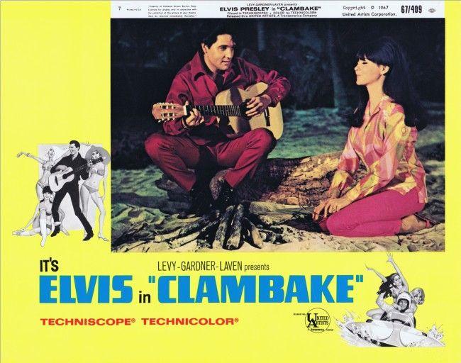 Clambake - 1967 - Lobby Card #7