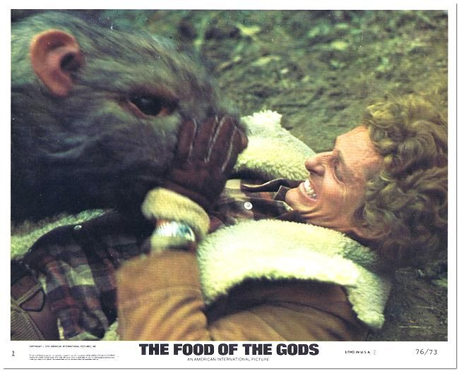 Food Of The Gods 1976 Mini Lobby Card 1 Reel Deals Movie